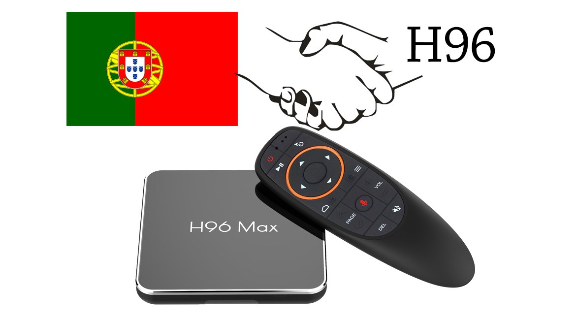 Personalizado smart tv box em Portugal