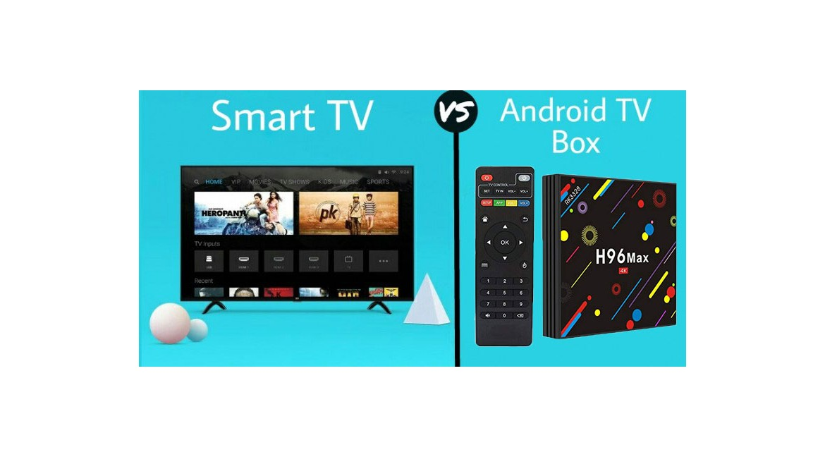 Smart TV против Android TV Box