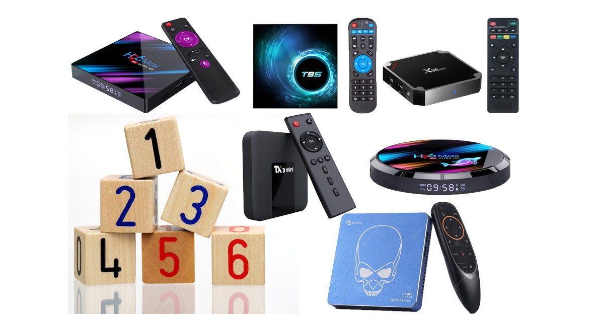 Android tv box from the top 10 made in China