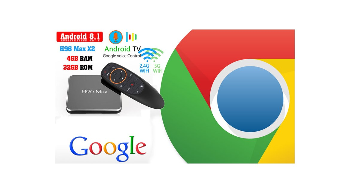 How to Install Google Chrome on Android TV box