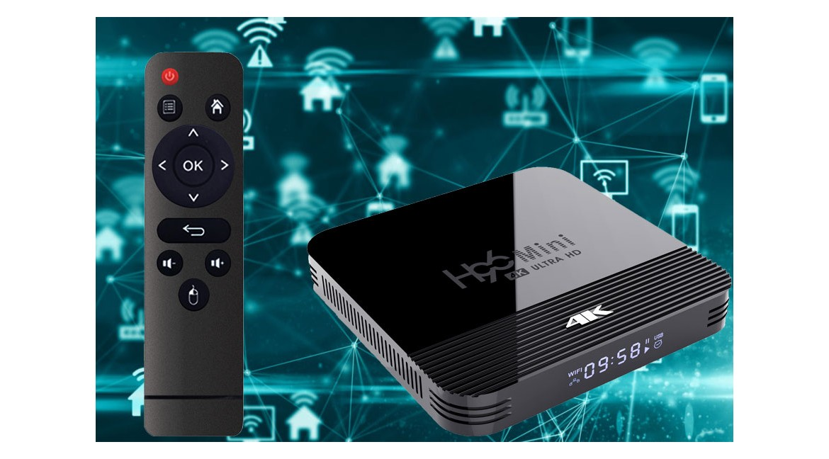 Network TV Box VS Smart TV Box